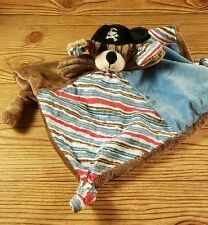 Maison Chic Patch The Pirate Dog Blankie lovey