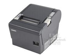 Epson TM-T88II Thermal Receipt Printer, Parallel Interface, Dark Grey (EDG)