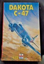 Esci 1/72 Douglas C-47 Dakota Military Transport D-Day Berlin Airlift Kit #9096
