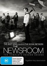 The Newsroom: Season 2 DVD NEW