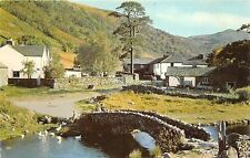 B87999 watendlath bridge borrowdale  uk 14x9cm