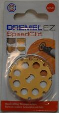 DREMEL SC544 EZ SpeedClic Wood Cutting Wheel SC544 Dremel 544 Dremel 2615S544JB