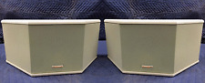 Klipsch Synergy Series KSF-S5 Rear Surround Horn Speakers Pair White Loudspeaker