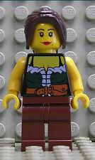 Lego Western-goldgräberin/oro Prospector female/ww015 artículo nuevo (l3)