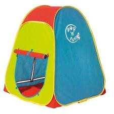 Pop-Up Tent Suitable for indoor and outdoor use kids will love it!