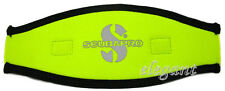 ScubaPro Sangle du Masque Scuba Dive Diving Snorkel Neoprene Mask Strap Cover #1