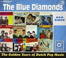 Golden Years Of Dutch Pop Music - Blue Diamonds (2015, CD NIEUW)2 DISC SET