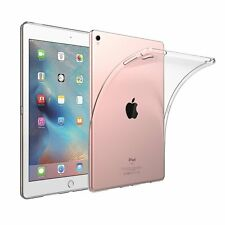 Apple iPad Pro 9.7 Slim Silicone Anti Slip Case Back Protector Cover Shockproof