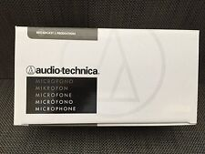 AUDIO TECHNICA AT875R LINE + GRADIENT CONDENSER MICROPHONE BROADCAST PRODUCTION