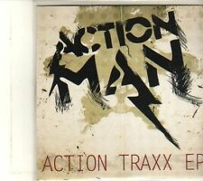 (DS60) Action Man, Action Traxx EP - DJ CD