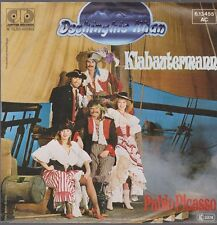 "7"" Single Dschinghis Khan Klabautermann / Pablo Picasso 80`s Jupiter"