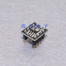 1 piece mono IC OpAmp AD797 AD797AR SOIC on DIP-8 adapter recommend on ES9018