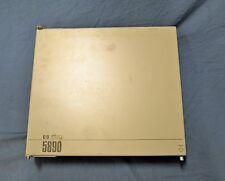 HP/AGILENT 5890 SERIES II GAS CHROMATOGRAPH DOOR