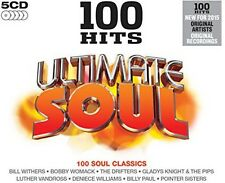 100 Hits-Ultimate Soul [CD New]