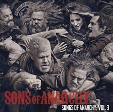 Various Artists - Sons of Anarchy 3 (Original Soundtrack) [New CD]