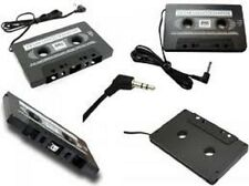 Adattatore CASSETTE PER AUTORADIO Tape Jack da 3,5 mm audio AUX in Adattatore per mp3