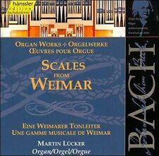 Various Artists Scales from Weimar: Organ Work CD