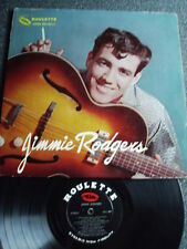 Jimmy Rodgers- Same LP-Made in USA R-25020