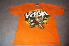 Star Wars T-Shirt Yoda Youth Child XL 14/16