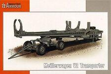 Special Armour 1/72 Meillerwagen A4/V-2 Transporter # 72012