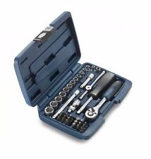 """NEW HUQVARNA MOTORCYCLE TOOL KIT 38 PIECE 1/4"""" TOOL BOX NOW $74.99 FREE SHIPPING"""