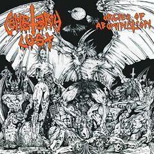 CEMETERY LUST - ORGIES OF ABOMINATION - CD - DEATH METAL