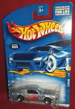 '68 Mustang 2001 Hot Wheels Hippie Mobiles Series Collector #89 FREE SHIPPING QQ