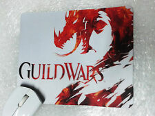 Mat mouse Mousepad Guild Wars 2 logo SHIPS WORLDWIDE