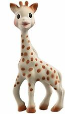 NEW Vulli Sophie the Giraffe Teether Brown White FREE SHIPPING