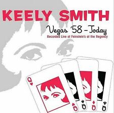 FREE US SHIP. on ANY 2 CDs! NEW CD Keely Smith: Las Vegas 58 - Today