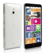 0.3 mm Soft Silicon TPU Transparent Back Case Cover for Nokia Lumia 1320