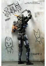 "CHAPPIE POSTER ""TEASER"" LICENSED ""BRAND NEW"""
