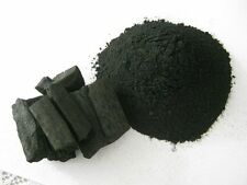 100% Pure Food Grade Activated Charcoal Powder 50g Packet