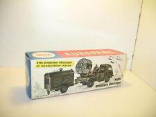 n43, BOITE camion renault projecteur  militaire CIJ