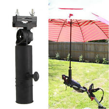 Golf Umbrella Holder Stand For Buggy Cart Baby Pram Wheelchair Bike