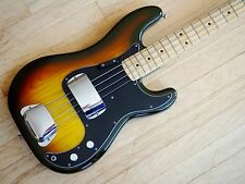 1981 Fender Precision Bass Vintage Ash Body Maple Neck 100% Original, Near Mint