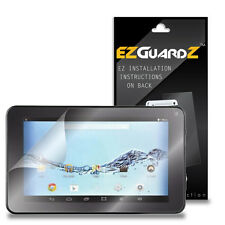 "3X EZguardz Screen Protector Cover Shield HD 3X For DigiLand DL701Q 7"" Tablet"