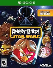 NEW Angry Birds: Star Wars  (Microsoft Xbox One, 2014) NTSC