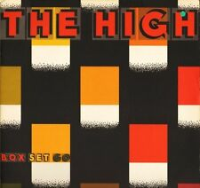 "THE HIGH box set go LONX 261 uk london 1990 12"" PS EX/EX"