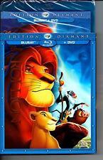 LE ROI LION - Blu-ray + DVD - Neuf
