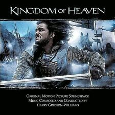 Kingdom of Heaven  Soundtrack by Harry Gregson-Williams(CD-2005) LIKE NEW