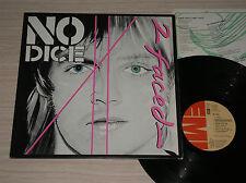 NO DICE - 2 FACED - LP 33 GIRI ITALY