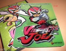VIEWTIFUL JOE vol 1 anime DVD + 3D Lenticular CARD + STICKERS