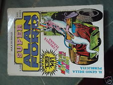 ALAN FORD SUPER ALAN FORD 139/141 SERIE BIANCA AGOSTO 1993