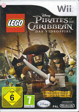 """ LEGO Pirates of the Caribbean "" (Nintendo Wii)"