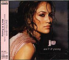 Jennifer Lopez - Ain't It Funny - Japan CD