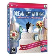 Dream Day Wedding Married in Manhattan Hidden Object PC CD XP VISTA Game NEW