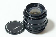 TESTED Jupiter-9 85mm f/2 M39 to M42 SLR lens 85/2. Canon, Pentax, Sony. EXC++