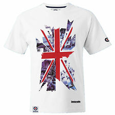 Lambretta Tee T-Shirt Mens Clothing Mod Scooter Retro Carnaby Street London New