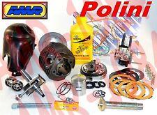 KIT POTENZIAMENTO CILINDRO APE 50 a 135 POLINI Ø 57 1400050 Albero + Carburat ++